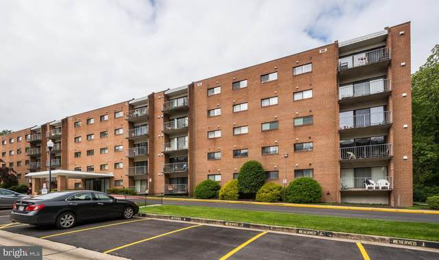 7202 Rockland Hills Drive #208, BALTIMORE, MD 21209 (#MDBC494332) :: Ultimate Selling Team