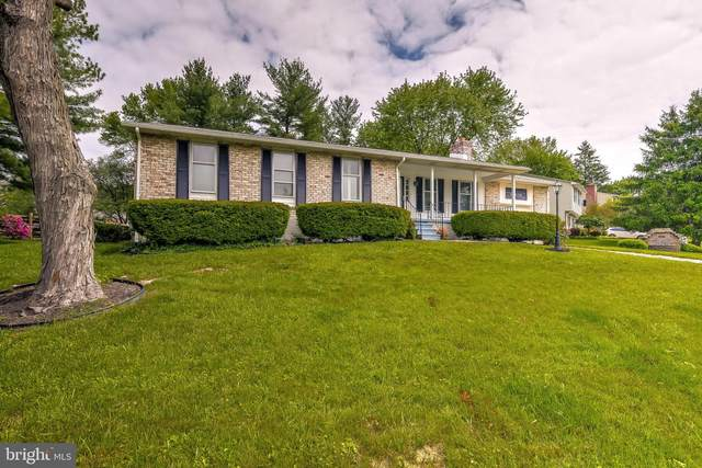 2405 Burlwood Road, LUTHERVILLE TIMONIUM, MD 21093 (#MDBC494388) :: Bruce & Tanya and Associates
