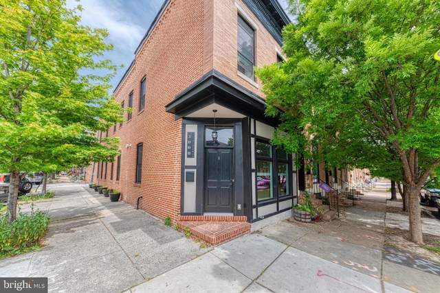 3000 E Baltimore Street, BALTIMORE, MD 21224 (#MDBA510746) :: The Maryland Group of Long & Foster Real Estate