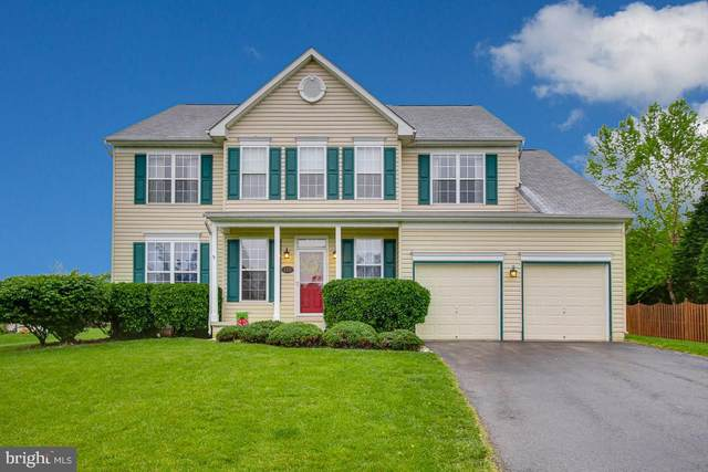 111 Conestoga Court, BOONSBORO, MD 21713 (#MDWA172330) :: The Licata Group/Keller Williams Realty