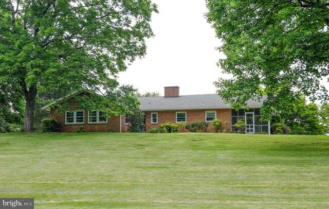 196 Old Browntown Road, FRONT ROYAL, VA 22630 (#VAWR140306) :: Network Realty Group
