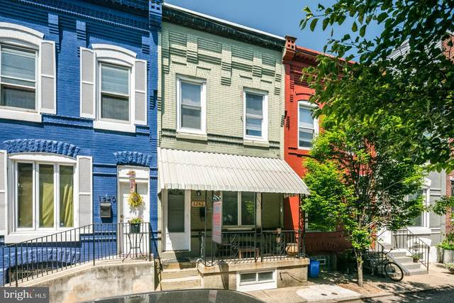 1242 N Hollywood Street, PHILADELPHIA, PA 19121 (#PAPH896552) :: ExecuHome Realty