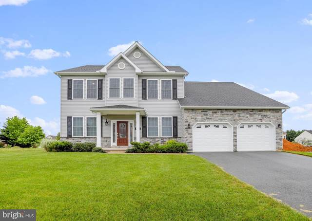 19121 Red Maple Drive, HAGERSTOWN, MD 21742 (#MDWA172354) :: The Miller Team