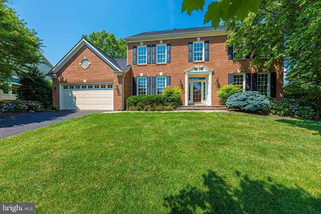 5626 Broadmoor Terrace N, IJAMSVILLE, MD 21754 (#MDFR264472) :: Ultimate Selling Team