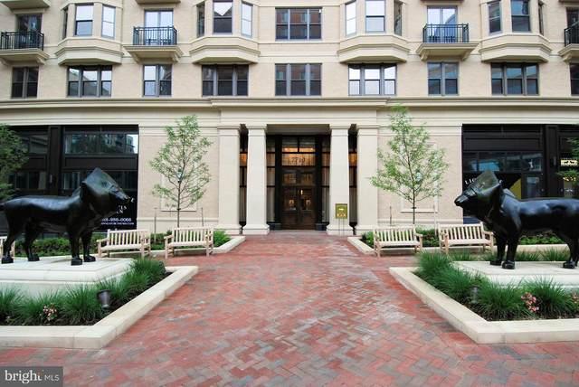 7710 Woodmont Avenue #1207, BETHESDA, MD 20814 (#MDMC708230) :: Revol Real Estate