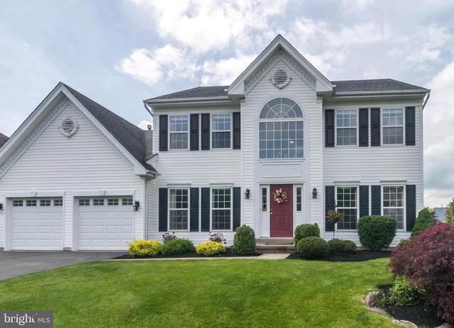 3682 E Brandon Way, DOYLESTOWN, PA 18902 (#PABU496666) :: Linda Dale Real Estate Experts