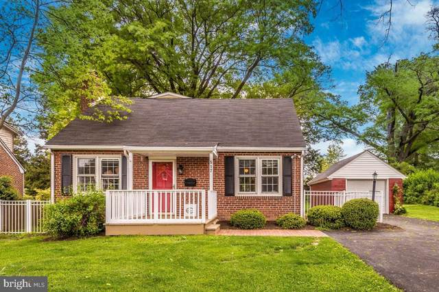 517 Wilson Place, FREDERICK, MD 21702 (#MDFR264498) :: Bob Lucido Team of Keller Williams Integrity