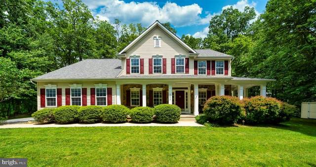 4695 Shady Brook Drive, SYKESVILLE, MD 21784 (#MDCR196742) :: The Putnam Group