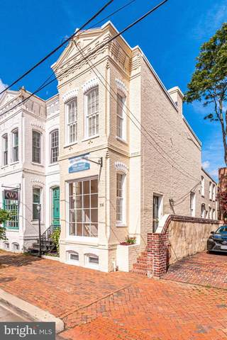 116 S Pitt Street, ALEXANDRIA, VA 22314 (#VAAX246482) :: Tom & Cindy and Associates