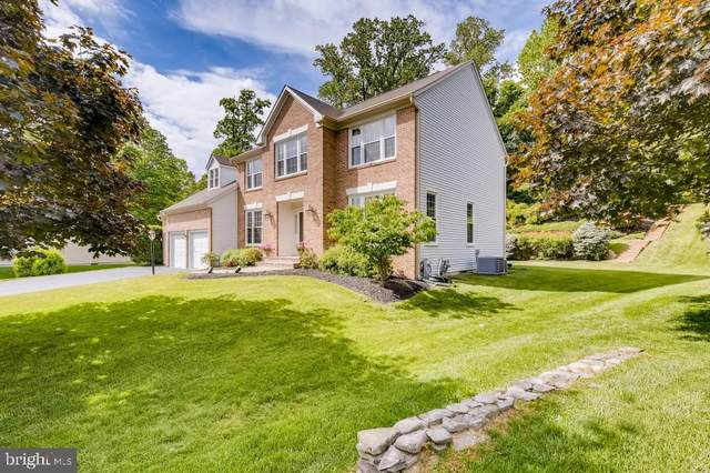 11716 Mayfair Field Drive, LUTHERVILLE TIMONIUM, MD 21093 (#MDBC494688) :: Revol Real Estate