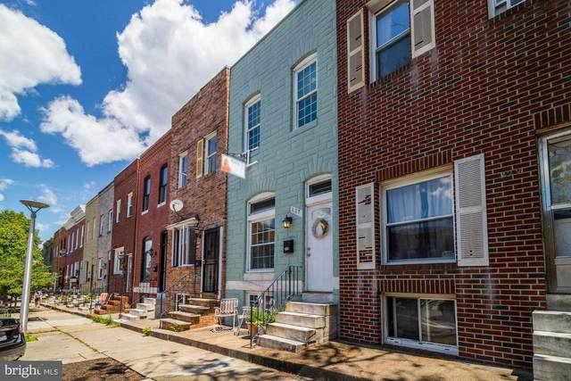 227 S Clinton Street, BALTIMORE, MD 21224 (#MDBA511142) :: The Bob & Ronna Group