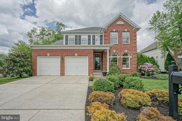 14 Paddock Lane, CINNAMINSON, NJ 08077 (#NJBL372988) :: Linda Dale Real Estate Experts