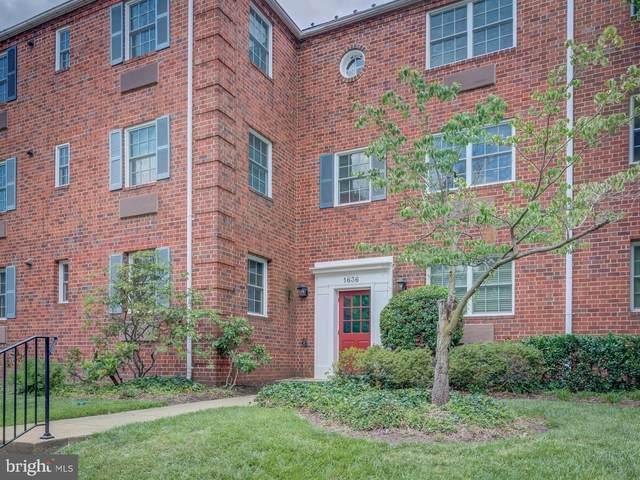 1636 W Abingdon Drive #102, ALEXANDRIA, VA 22314 (#VAAX246526) :: The Riffle Group of Keller Williams Select Realtors