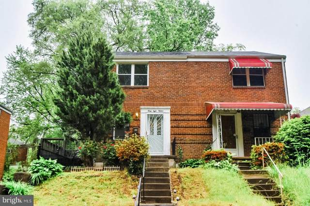 3815 Parkview Avenue, BALTIMORE, MD 21207 (#MDBA511182) :: Shamrock Realty Group, Inc