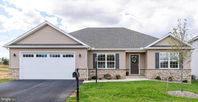 718 (lot 101) Evelyn Avenue, MECHANICSBURG, PA 17055 (#PACB123766) :: Blackwell Real Estate