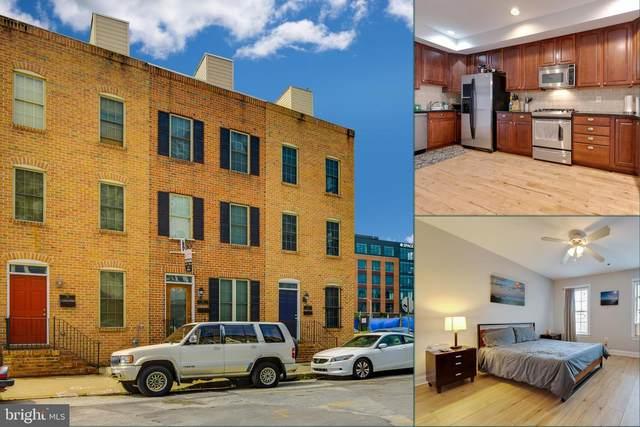 81 W West Street, BALTIMORE, MD 21230 (#MDBA511214) :: The Licata Group/Keller Williams Realty