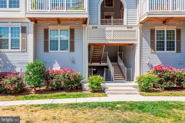 8228 Catbird Circle #101, LORTON, VA 22079 (#VAFX1130230) :: Debbie Dogrul Associates - Long and Foster Real Estate