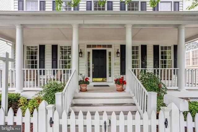 934 Rockborn Street, GAITHERSBURG, MD 20878 (#MDMC708616) :: Tessier Real Estate