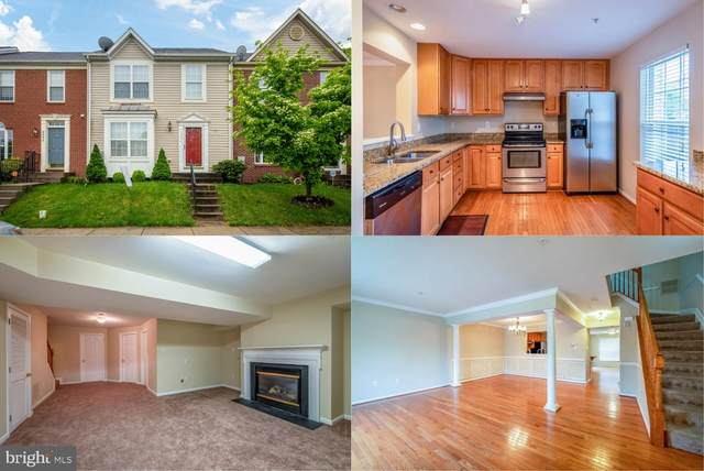 2091 Buell Drive, FREDERICK, MD 21702 (#MDFR264652) :: The Putnam Group