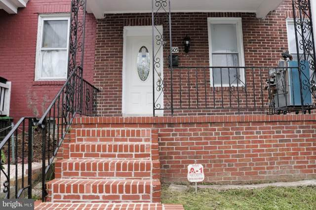 505 Chestnut Hill Avenue, BALTIMORE, MD 21218 (#MDBA511276) :: Peter Knapp Realty Group