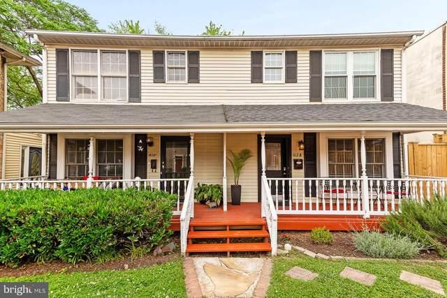 412 E Raymond Avenue B, ALEXANDRIA, VA 22301 (#VAAX246548) :: RE/MAX Advantage Realty