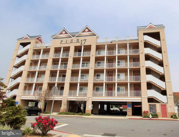 300 17TH Street #202, OCEAN CITY, MD 21842 (#MDWO114040) :: Atlantic Shores Sotheby's International Realty