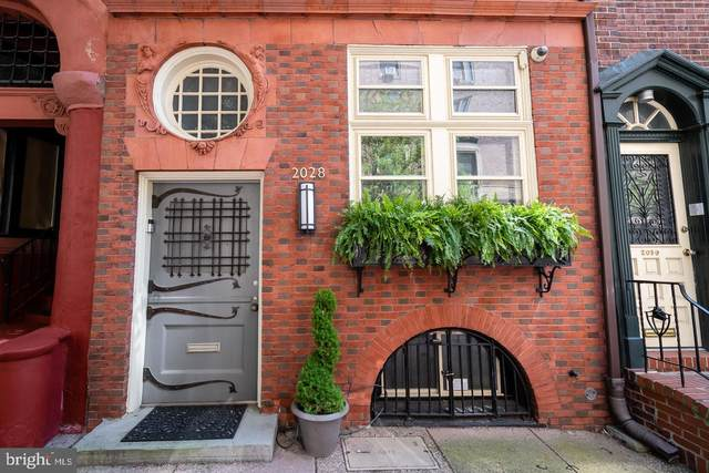 2028 Locust Street, PHILADELPHIA, PA 19103 (MLS #PAPH898234) :: The Premier Group NJ @ Re/Max Central