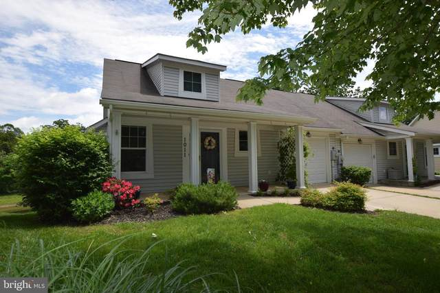 1011 Jousting Way, MOUNT AIRY, MD 21771 (#MDCR196842) :: Revol Real Estate