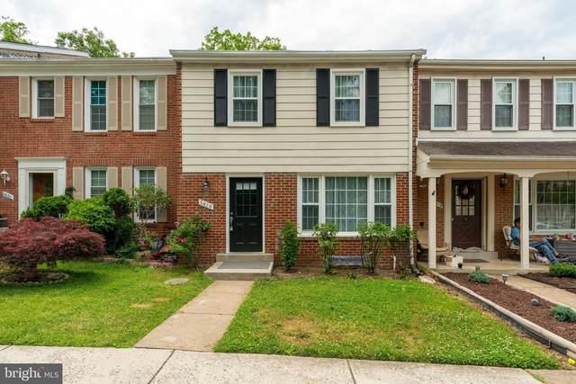 5818 Banning Place, BURKE, VA 22015 (#VAFX1130614) :: Seleme Homes