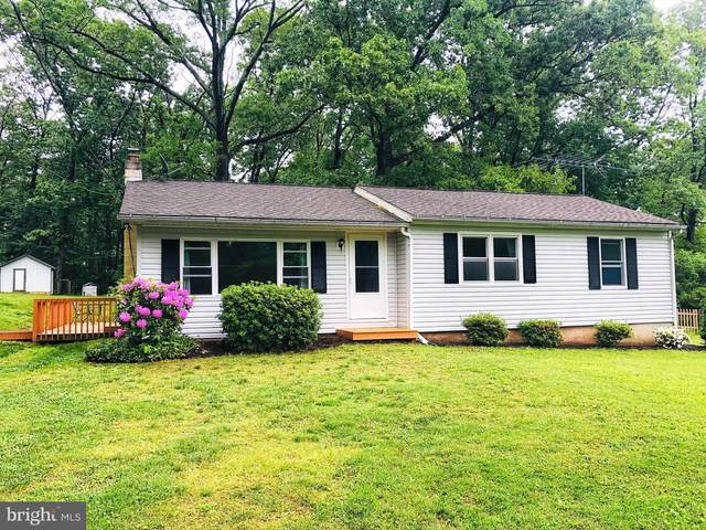4815 Norrisville Road, WHITE HALL, MD 21161 (#MDHR247172) :: The Bob & Ronna Group
