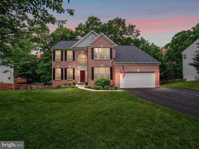 902 Park Ridge Drive, MOUNT AIRY, MD 21771 (#MDFR264752) :: Revol Real Estate