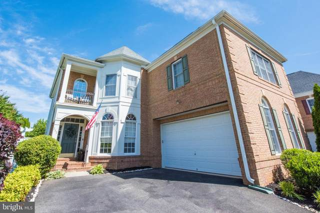 717 Crisfield Way, ANNAPOLIS, MD 21401 (#MDAA435150) :: The Riffle Group of Keller Williams Select Realtors