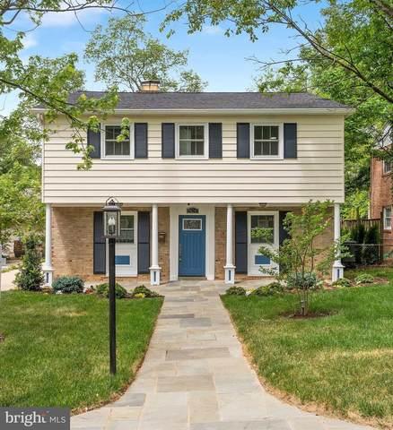 604 N Garfield St, ARLINGTON, VA 22201 (#VAAR163324) :: Jacobs & Co. Real Estate