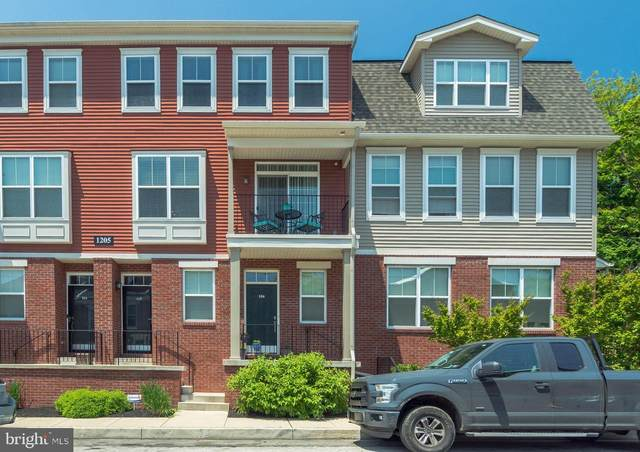 1205 Green Street #106, NORRISTOWN, PA 19401 (#PAMC649846) :: The Steve Crifasi Real Estate Group