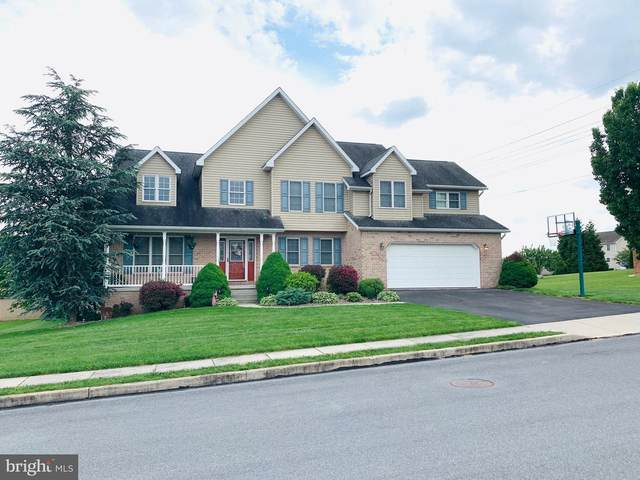 368 Bluebird Trail, GREENCASTLE, PA 17225 (#PAFL172806) :: The MD Home Team