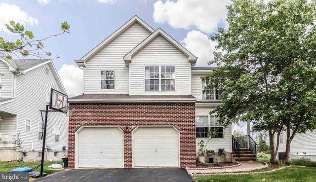 98 Canal View Drive, LAWRENCE TOWNSHIP, NJ 08648 (#NJME295994) :: Century 21 Dale Realty Co