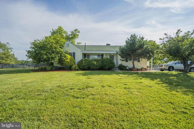 7022 Leonardtown Road, BRYANTOWN, MD 20617 (#MDCH214168) :: AJ Team Realty