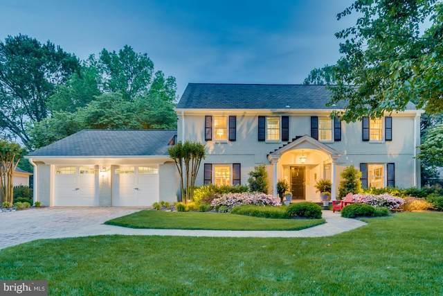6736 Newbold Drive, BETHESDA, MD 20817 (#MDMC709054) :: Revol Real Estate