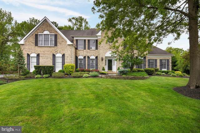 15 Jarrett Court, PRINCETON JUNCTION, NJ 08550 (#NJME296014) :: LoCoMusings