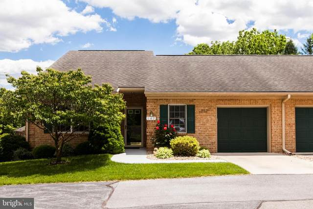 147 Sunbrook Lane #187, HAGERSTOWN, MD 21742 (#MDWA172566) :: Pearson Smith Realty