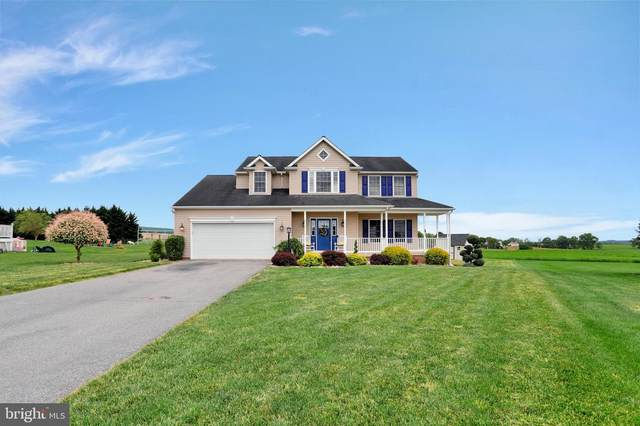 17701 Jennifer Lane, HAGERSTOWN, MD 21740 (#MDWA172574) :: The Licata Group/Keller Williams Realty