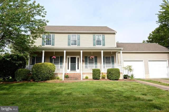 204 3RD Street, OXFORD, MD 21654 (#MDTA138266) :: ExecuHome Realty