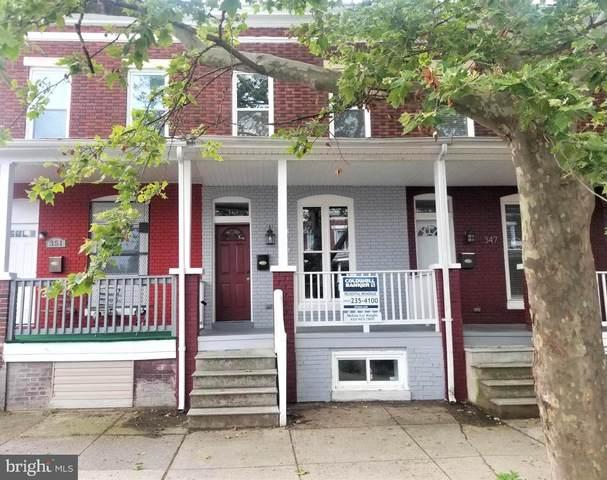 349 Whitridge Avenue, BALTIMORE, MD 21218 (#MDBA511788) :: The Licata Group/Keller Williams Realty