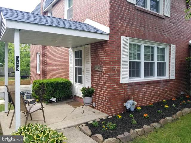 546 Michell Street, RIDLEY PARK, PA 19078 (MLS #PADE519548) :: The Premier Group NJ @ Re/Max Central