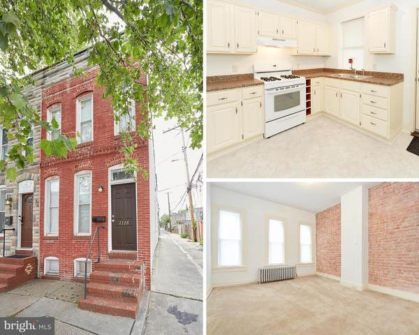 1118 Cleveland Street, BALTIMORE, MD 21230 (#MDBA511852) :: AJ Team Realty