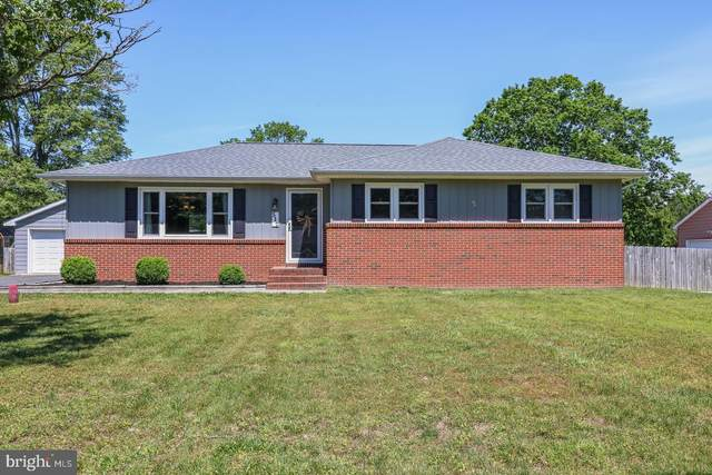 517 Woodmere Road, MILFORD, DE 19963 (#DESU161888) :: Bob Lucido Team of Keller Williams Integrity