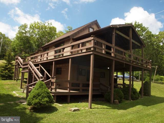 291 Mason Road, FRANKLIN, WV 26807 (#WVPT101488) :: Pearson Smith Realty