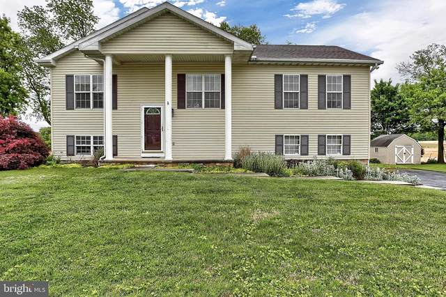 61 Test Road, HANOVER, PA 17331 (#PAYK138570) :: TeamPete Realty Services, Inc
