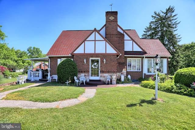 47 Swamp Road, MIFFLINTOWN, PA 17059 (#PAJT100734) :: Tessier Real Estate