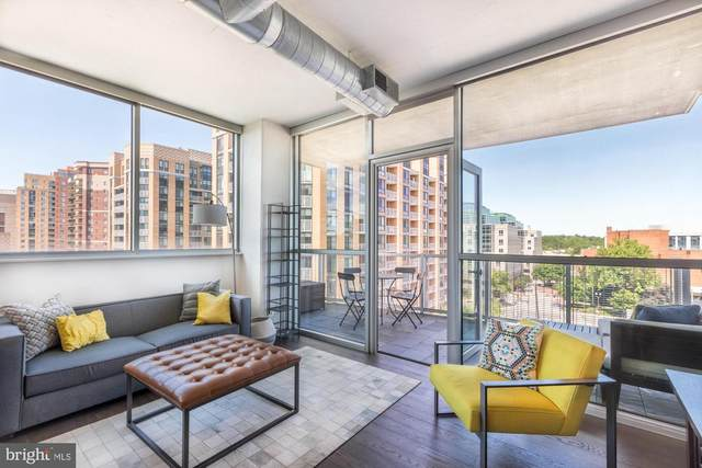 3409 Wilson Boulevard #610, ARLINGTON, VA 22201 (#VAAR163632) :: The Putnam Group